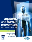 cover image - Evolve Resources for Anatomy and Human Movement,5th Edition