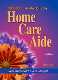 Mosby's Workbook for the Home Care Aide, 2nd Edition