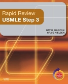 cover image - Rapid Review USMLE Step 3