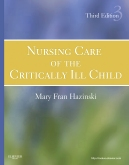 cover image - Nursing Care of the Critically Ill Child,3rd Edition