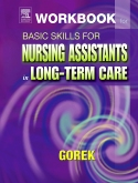 cover image - Workbook for Basic Skills for Nursing Assistants in Long-Term Care