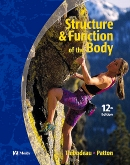 Structure & Function of the Body - Hard Cover Version, 12th Edition