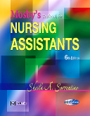 Mosby's Textbook for Nursing Assistants - Hard Cover Version, 6th Edition