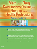 Math and Drug Calculations Online for Nursing and Health ...