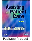 cover image - Assisting with Patient Care - Text & Workbook Package,2nd Edition