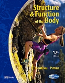 cover image - Evolve Learning Resources to Accompany Structure & Function of the Body,12th Edition