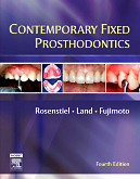 cover image - Contemporary Fixed Prosthodontics,4th Edition
