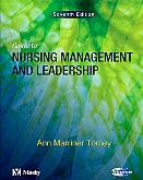 Evolve Learning Resources to Accompany Guide to Nursing Management and Leadership, 7th Edition