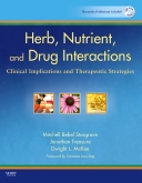 cover image - Herb, Nutrient, and Drug Interactions