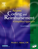 Evolve Learning Resources to Accompany Adams' Coding and Reimbursement, 2nd Edition