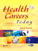 cover image - Health Careers Today,3rd Edition