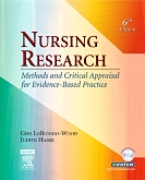 Evolve Resources for Nursing Research, 6th Edition