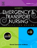cover image - Mosby's Emergency & Transport Nursing Examination Review,4th Edition