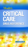 cover image - Mosby's Critical Care Drug Reference