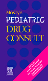 cover image - Mosby's Pediatric Drug Consult