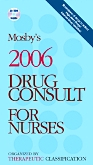 Evolve Resources for Mosby's 2006 Drug Consult for Nurses
