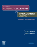 Mosby's Nursing Leadership & Management Online