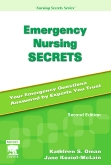 Emergency Nursing Secrets, 2nd Edition