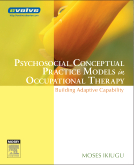 Psychosocial Conceptual Practice Models in Occupational Therapy