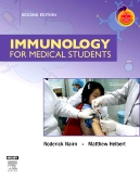 cover image - Immunology for Medical Students,2nd Edition