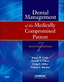 cover image - Evolve Resources for Dental Management of the Medically Compromised Patient,7th Edition