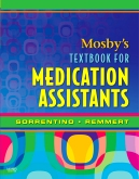 cover image - Mosby's Textbook for Medication Assistants