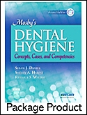 Mosbys Dental Hygiene - Text and Study Guide Package