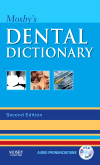 Mosby's Dental Dictionary, 2nd Edition