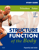 Study Guide for Structure & Function of the Body, 13th Edition