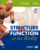 cover image - Structure & Function of the Body - Softcover,13th Edition