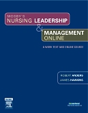 cover image - Mosby's Nursing Leadership & Management Online