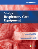 cover image - Workbook for Mosby's Respiratory Care Equipment,8th Edition