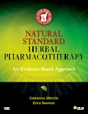 Natural Standard Herbal Pharmacotherapy