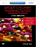 cover image - Brody's Human Pharmacology,5th Edition