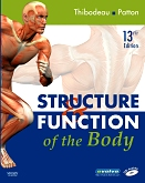 cover image - Evolve Resources for Structure & Function of the Body,13th Edition