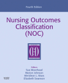 cover image - Nursing Outcomes Classification (NOC),4th Edition