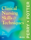 cover image - Evolve Resources for Clinical Nursing Skills and Techniques,7th Edition