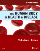 cover image - Study Guide for The Human Body in Health & Disease,5th Edition