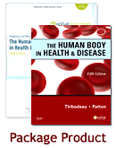 Anatomy and Physiology Online for The Human Body in Health & Disease (User Guide, Access Code and Textbook Package), 5th Edition