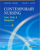 cover image - Issues and Trends Online for Contemporary Nursing,4th Edition