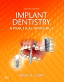 cover image - Implant Dentistry,2nd Edition