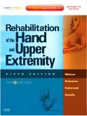 cover image - Rehabilitation of the Hand and Upper Extremity, 2-Volume Set,6th Edition