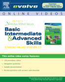 Mosby's Nursing Video Skills: Student Online Version (User Guide and Access Code), 3rd Edition