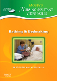 Mosby's Nursing Assistant Video Skills - Bathing & Bedmaking DVD 3.0, 3rd Edition