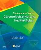 cover image - Ebersole and Hess' Gerontological Nursing & Healthy Aging,3rd Edition