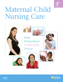 cover image - Maternal Child Nursing Care,4th Edition