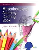 Musculoskeletal Anatomy Coloring Book, 2nd Edition