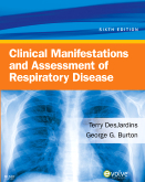 cover image - Clinical Manifestations & Assessment of Respiratory Disease,6th Edition