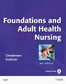 cover image - Evolve Resources for Foundations and Adult Health Nursing,6th Edition