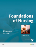 cover image - Foundations of Nursing,6th Edition